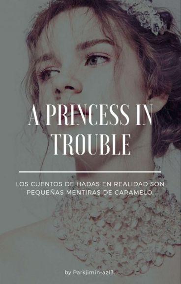 A Princess In Trouble  (Jimin Of Bts)# ROAWARDS2016