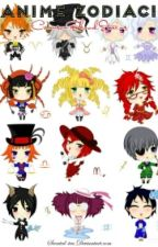 ~Anime Zodiac~ by TheCrimsonIdiot