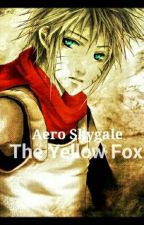 The Yellow Fox of Konoha by AeroSkygale
