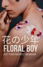 FLORAL BOY ⸺ LARRY by everythingislove-