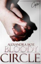 Bloody Circle by XandraSkye1