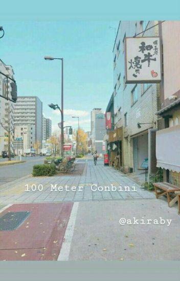 100 Meter Conbini