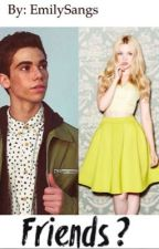 Friends ?/Dove Cameron x Cameron Boyce by EmilySangs