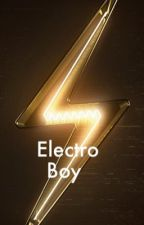 Electro boy by Tony-Stark7860