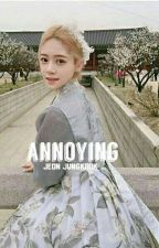 Annoying | jjk  by taetrash-