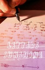 Letters, sunshine. by skymercy