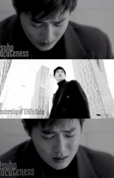 Leadership Of EXO's Suho