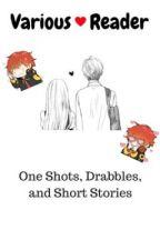 Various X Reader (Anime, TV, & More!) by kaykat246