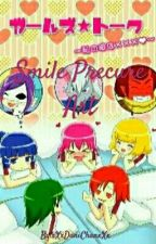 ♥Smile Precure Art♥ by xXxDaniChanxXx