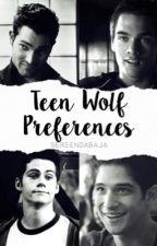 Teen wolf preferences by SereenDabaja