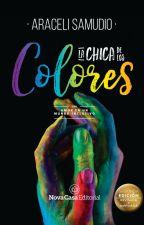 La chica de los colores by LunnaDF