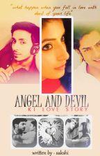 Angel and Devil ki love story  by cute-little-me