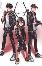 Sólo Para Mí (Tadashi X Hiro) (Kyle X Hiro) by Giovanni3C