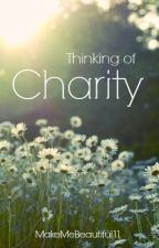 Thinking of Charity [Hunger Games Fan Fiction] by ChristineRobitaille