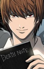 Death Note (A Light Yagami Love Story) by XxMagconLifexX