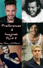 Preferences & Imagines // One Direction // Part II by babylionmichael
