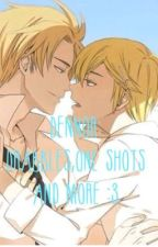 DenNor: Drabbles, One shots and more :3 by Hetxlian_jxy