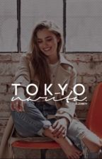 tokyo narita • bex taylor-klaus by consellations