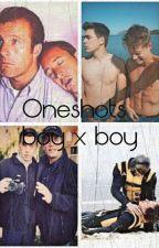 Oneshots boyxboy (kein Fußball) by rin_chan3211