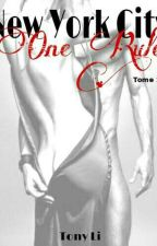 ONE RULE (Sous contrat d'Edition) by TonyLili