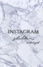 Instagram Stalker «under editing» by -jelenuhr