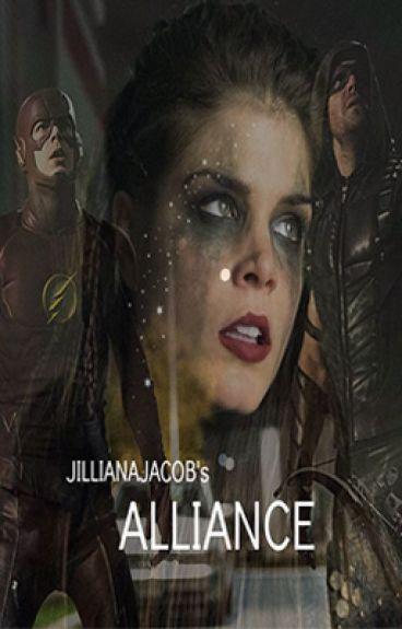 Alliance {The Flash/Arrow}