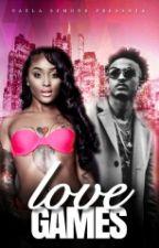 Love Games by TaylorWashington484