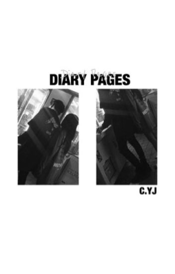 diary pages | c.yj