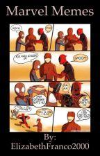 Marvel Memes by ElizabethFranco2000