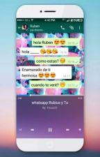 You And Me (Whatsapp Rubius Y Tu) by PaooCG