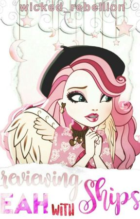 Reviewing Ships with Ever After High - 7  Bropper [Briar