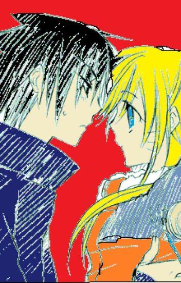 la gemela de naruto (sasuke y tu)