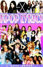 KPOP song Lyrics by ujuy-shiii
