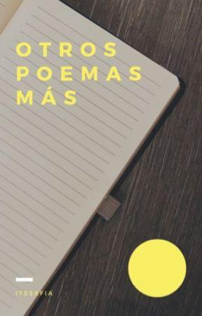 Otros poemas más. by youngersoul