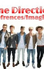 One Direction Imagines and Preferences by lissgrace