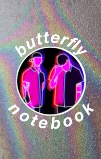 Butterfly Notebook (Joshler)