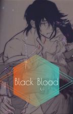 Black Blood ~ [MikoRei] by xSxint