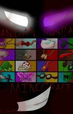 Dangan  Ronpa Minecraft by xOwlfeatherx