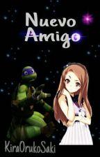 Nuevo Amigo (TMNT Donnie) by KiraOrukoSaki