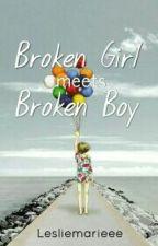 Broken Girl Meets Broken Boy by Lesliemarieee