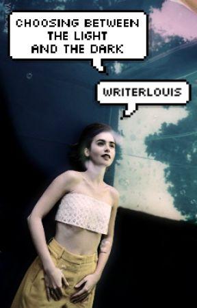 Choosing Between the Light and the Dark - lp & zm au by writerlouis