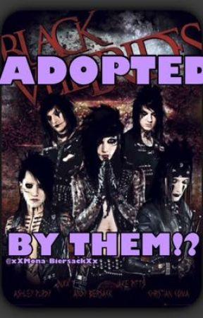 Adopted by Black Veil Brides!? by xXMona_BiersackXx