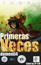 Primeras Veces// Solangelo by dementi4