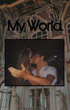 My world→ Isaac Lahey / Teen Wolf by unicornrevolution