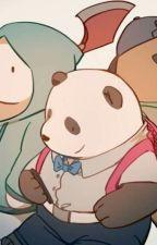 Aún tenemos la eternidad. Pando (Grizzly) x Panda (Yaoi) by Vampiro-Diurno