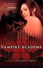 Vampire Academy: Blood Sisters by sproutingSPRING