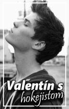 Valentín s hokejistom //jednodielovka// by _kikusqa_