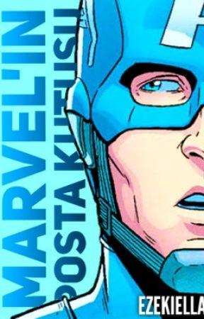 Marvel'in Posta Kutusu by Ezekiella
