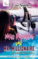 Journalist vs Millionaire by lanasophillea