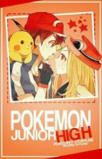 Pokémon Junior High ~Amourshipping by Pokegirly